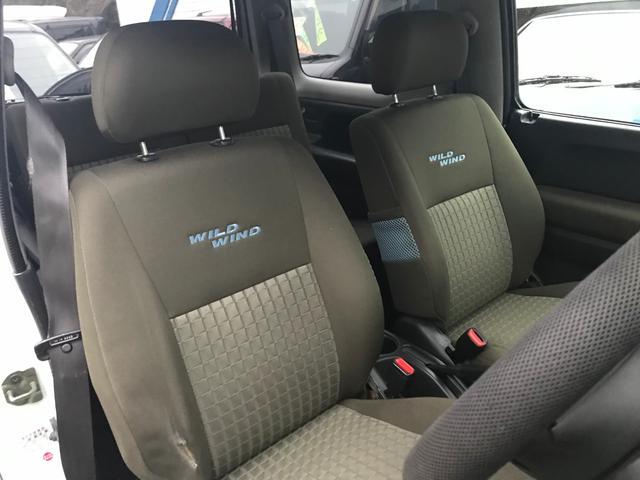 ワイルドウインド 5速MT ターボ 4WD CD MD(12枚目)