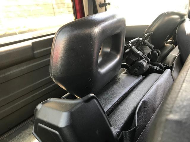 YC パノラミックルーフ 5速MT 4WD ターボ CD(11枚目)