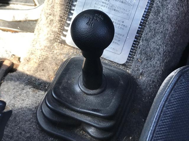 YC パノラミックルーフ 5速MT 4WD ターボ CD(19枚目)