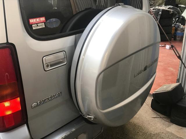 ランドベンチャー ハーフレザーシート 4WD ターボ CD(6枚目)