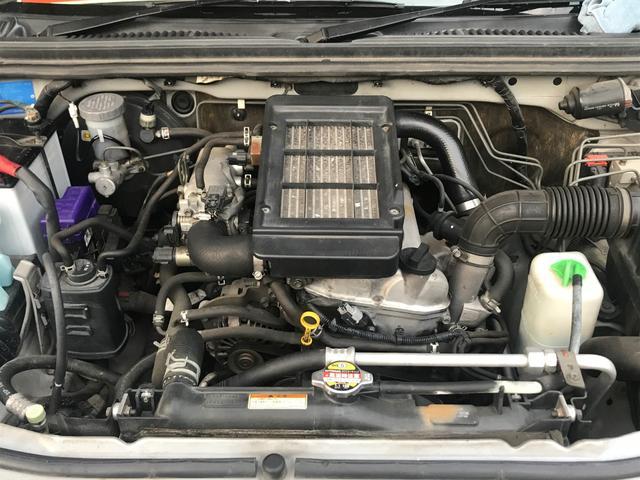 ランドベンチャー ハーフレザーシート 4WD ターボ CD(7枚目)