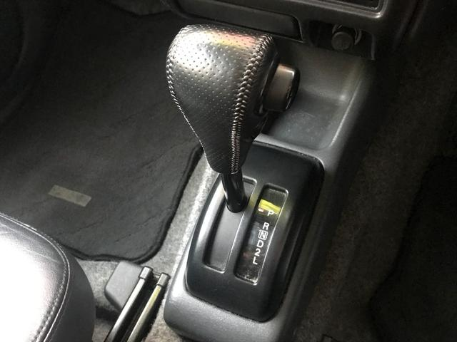 ランドベンチャー ハーフレザーシート 4WD ターボ CD(15枚目)