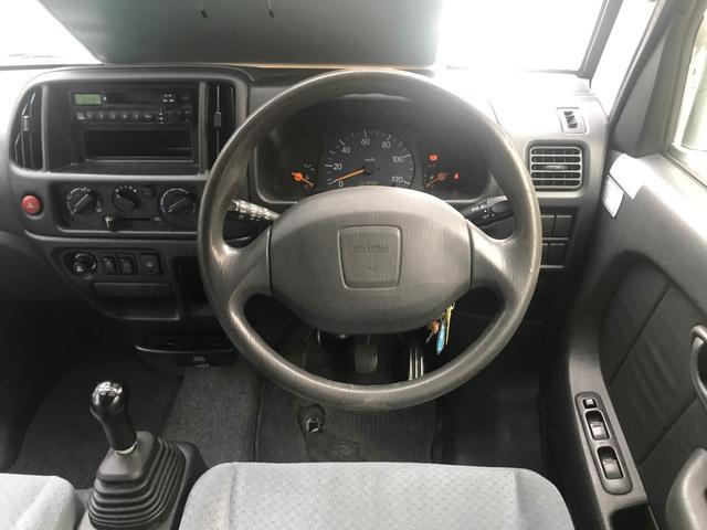 ジョイン 5速MT キーレス 4WD ABS 両席エアバッグ(12枚目)