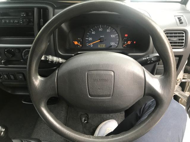 ジョイン 5速MT キーレス 4WD ABS 両席エアバッグ(13枚目)