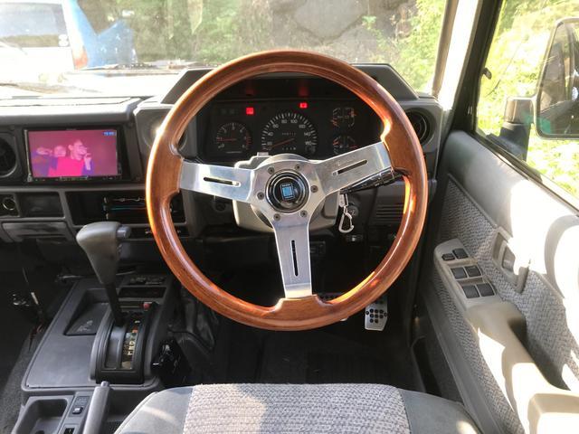 「トヨタ」「ランドクルーザー70」「SUV・クロカン」「長崎県」の中古車11