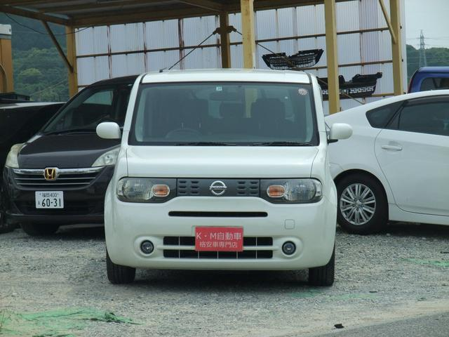 「日産」「キューブ」「ミニバン・ワンボックス」「福岡県」の中古車2