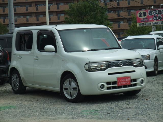 「日産」「キューブ」「ミニバン・ワンボックス」「福岡県」の中古車3