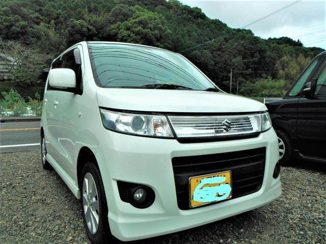 「スズキ」「ワゴンRスティングレー」「コンパクトカー」「福岡県」の中古車2