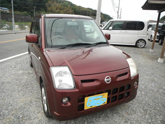 「日産」「ピノ」「軽自動車」「福岡県」の中古車2
