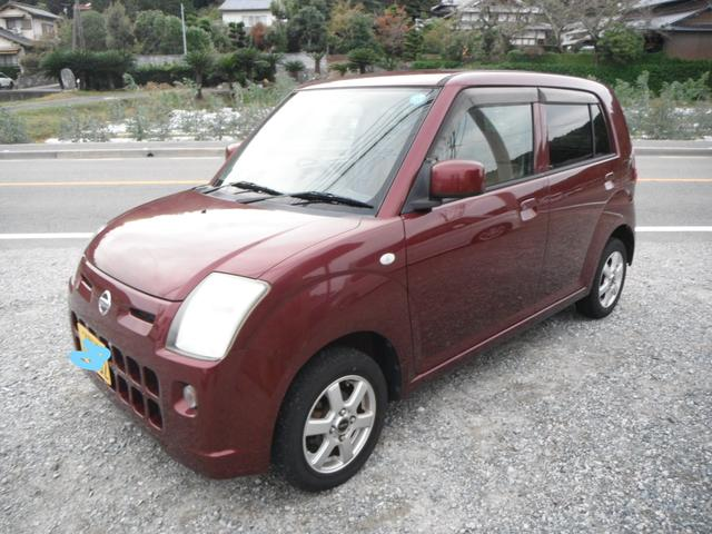 「日産」「ピノ」「軽自動車」「福岡県」の中古車4