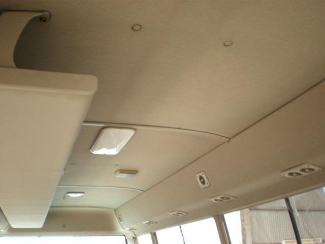 トヨタ コースター EX ロング 29人乗 Dターボ AT車 エアーサス