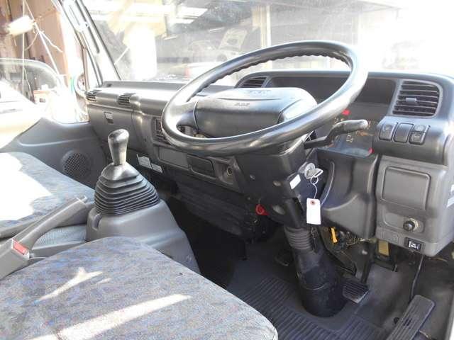 いすゞ エルフトラック ロング 高床 ディーゼルターボ