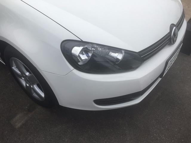 フォルクスワーゲン VW ゴルフヴァリアント TSIトレンドラインブルーモーションテクノロジー ナビ