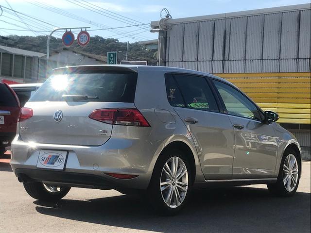 「フォルクスワーゲン」「VW ゴルフ」「コンパクトカー」「長崎県」の中古車5