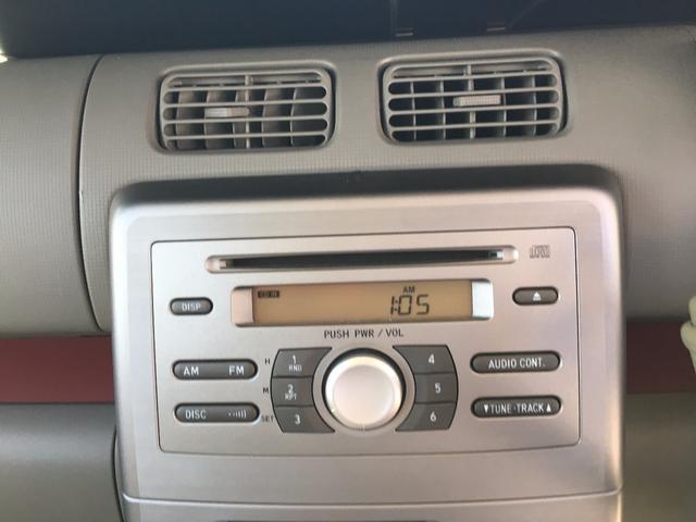 ダイハツ ムーヴコンテ X CD キーレス AW Wエアバッグ