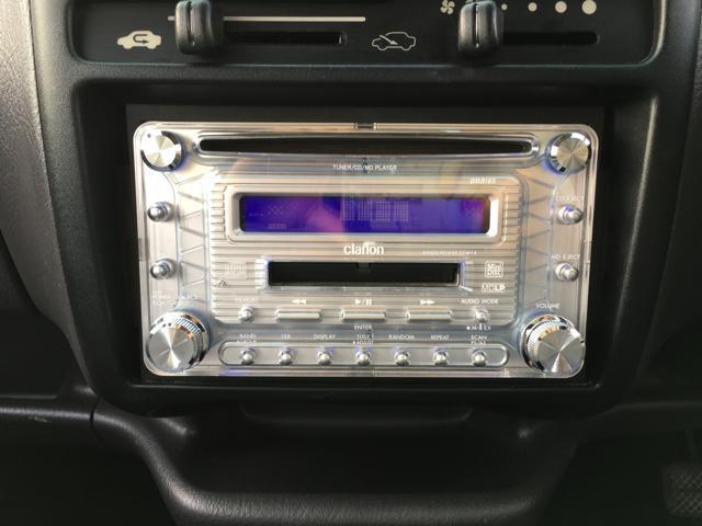 ホンダ ライフ G 社外CD・MDオーディオ ETC 基本装備