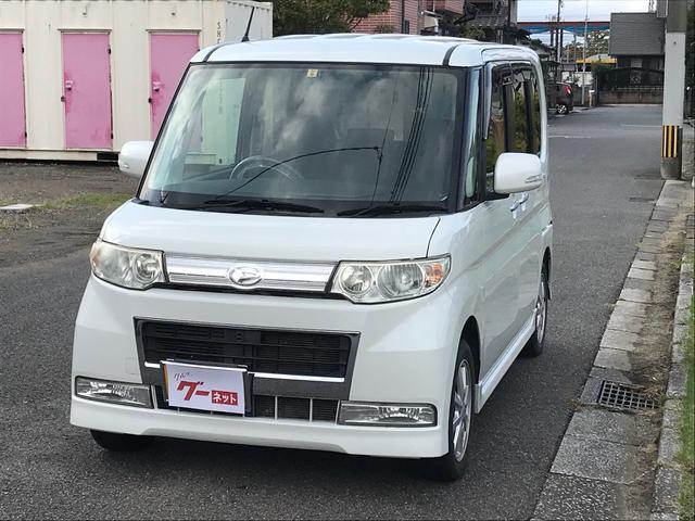 「ダイハツ」「タント」「コンパクトカー」「大分県」の中古車3