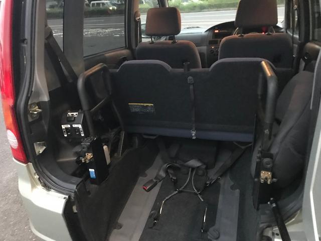 福祉車輛 車いすステップ 電動格納ミラー キーレス CD(5枚目)