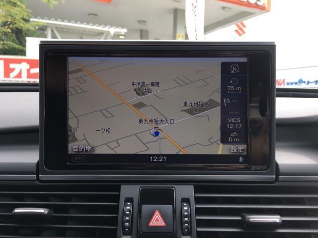 2.8FSIクワトロ 純正ナビ Bカメラ 電動バックドア(14枚目)