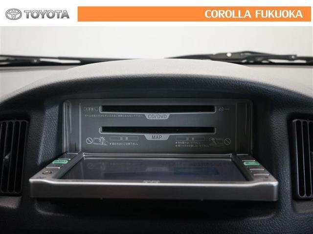 トヨタ プロボックスバン GL DVDナビ