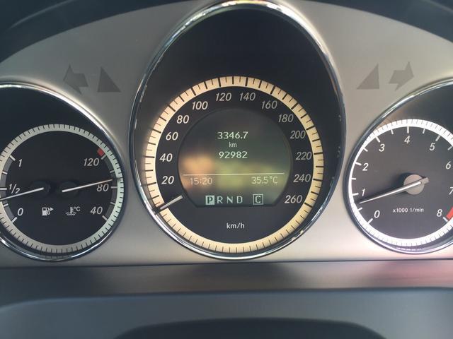 メルセデス・ベンツ M・ベンツ C200コンプレッサーステーションワゴン HDDナビ CD