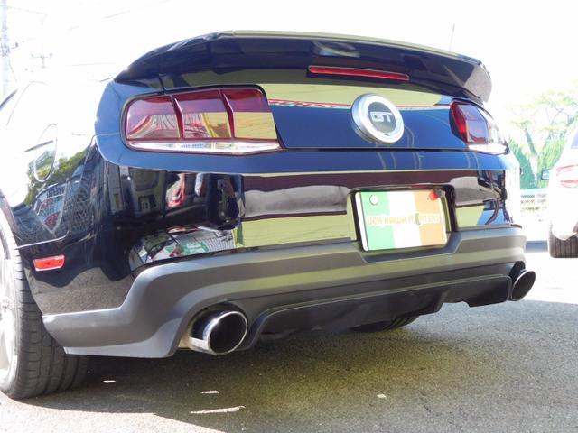 フォード フォード マスタング V8 GTブレンボパッケージ HDDナビ 6速MT 本革