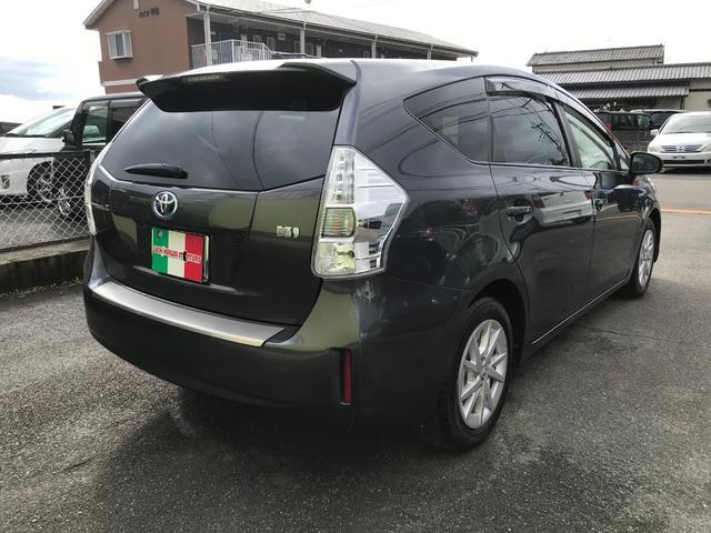 「トヨタ」「プリウスα」「ミニバン・ワンボックス」「佐賀県」の中古車9