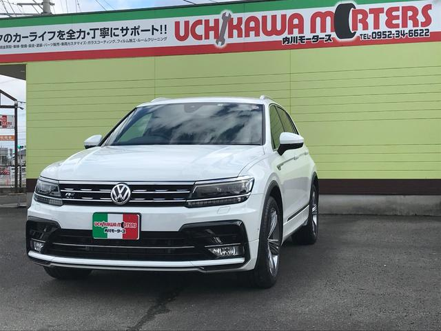「フォルクスワーゲン」「VW ティグアン」「SUV・クロカン」「佐賀県」の中古車2