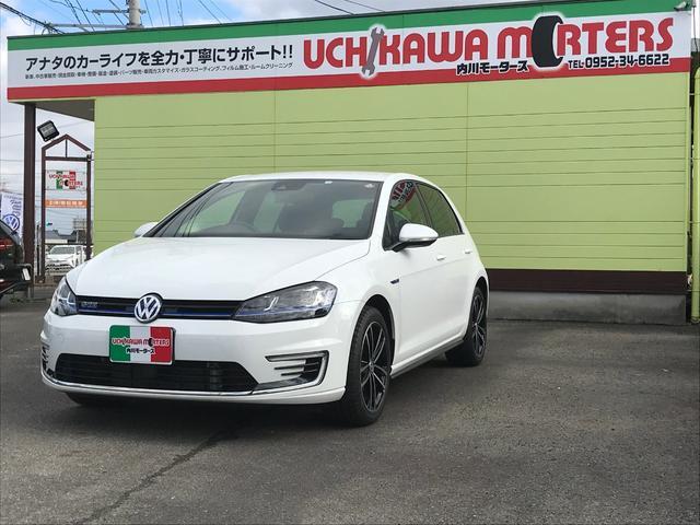 「フォルクスワーゲン」「VW ゴルフGTE」「コンパクトカー」「佐賀県」の中古車2