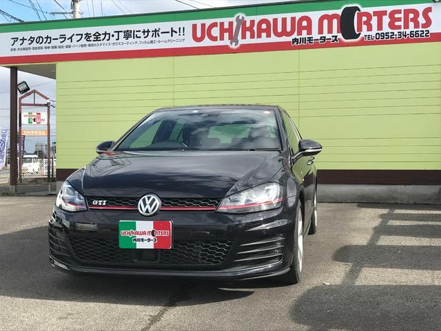 「フォルクスワーゲン」「VW ゴルフGTI」「コンパクトカー」「佐賀県」の中古車2