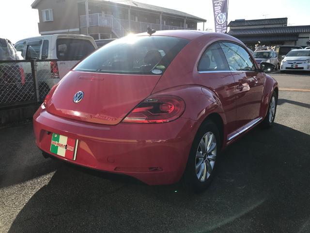 「フォルクスワーゲン」「VW ザビートル」「クーペ」「佐賀県」の中古車6