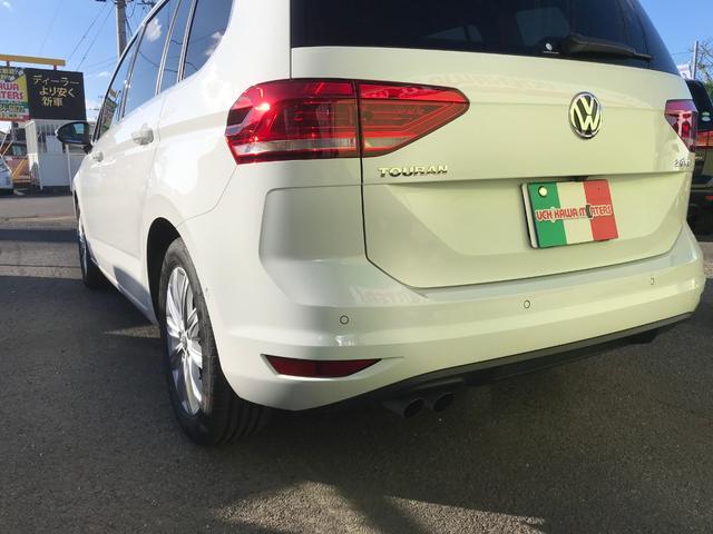 「フォルクスワーゲン」「VW ゴルフトゥーラン」「ミニバン・ワンボックス」「佐賀県」の中古車9
