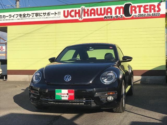 「フォルクスワーゲン」「VW ザビートル」「クーペ」「佐賀県」の中古車2