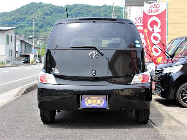 トヨタ bB S 純正ビルトインETC