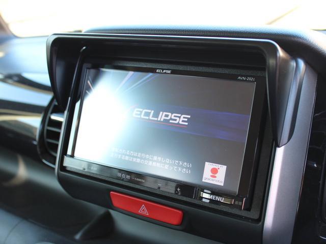 ホンダ N BOXカスタム G SSパッケージ 両側電動スライド 社外ナビBカメ ETC