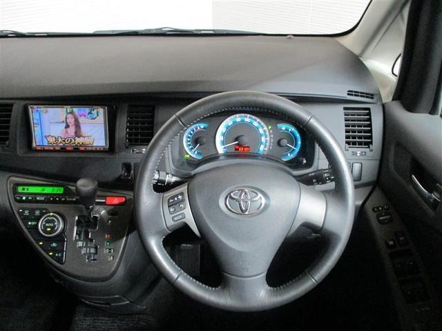 プラタナリミテッド フルセグナビ ドライブレコーダー 3列シート 7人乗り スマートキー DVD ETC アルミホイール(4枚目)