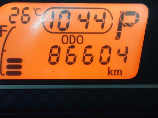 86604km走行