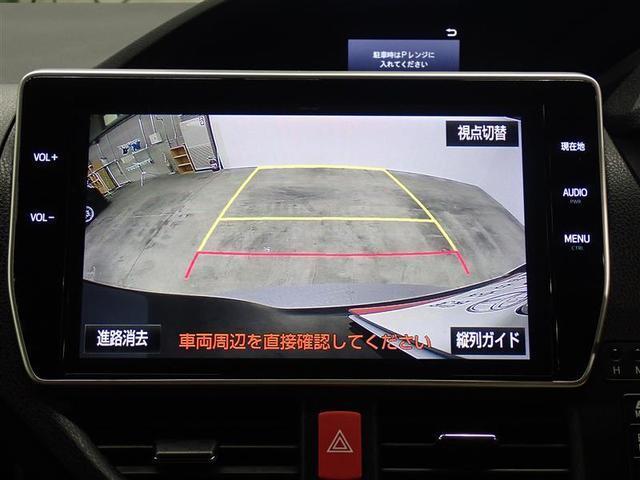 車庫入れなどを楽々サポート!バックモニター装備
