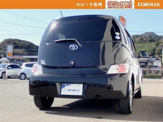 「トヨタ」「bB」「ミニバン・ワンボックス」「長崎県」の中古車3