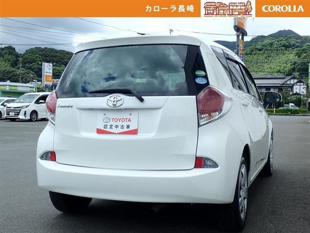 「トヨタ」「ラクティス」「ミニバン・ワンボックス」「長崎県」の中古車4