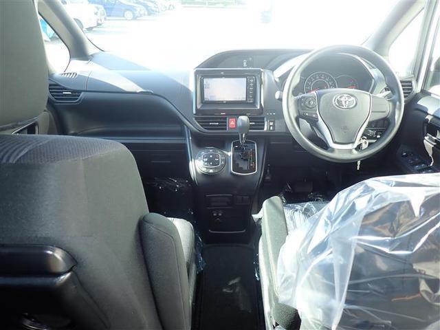 X 1年保証付 衝突被害軽減ブレーキ ワンセグTV メモリーナビ バックカメラ ETC 電動スライドドア LEDヘッドランプ 乗車定員8人 3列シート 整備点検記録簿 アイドリングストップ キーレス(13枚目)