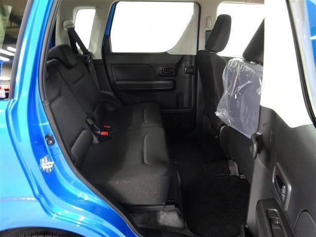ハイブリッドFX 1年保証付 衝突被害軽減システム クリアランスソナー オートライト レーンアシスト 整備点検記録簿 アイドリングストップ 純正CDオーディオ シートヒーター ベンチシート フルフラットシート(12枚目)