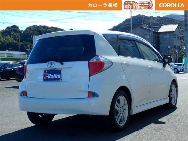 「トヨタ」「ラクティス」「ミニバン・ワンボックス」「長崎県」の中古車3