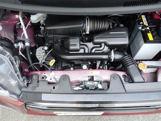 カスタムX 1年保証付 衝突被害軽減ブレーキ クリアランスソナー LEDライト オートライト 両側電動スライドドア 純正アルミホイール アイドリングストップ スマートキー ベンチシート フルフラットシート(6枚目)