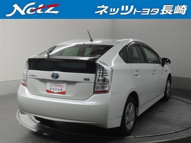 「トヨタ」「プリウス」「セダン」「長崎県」の中古車3
