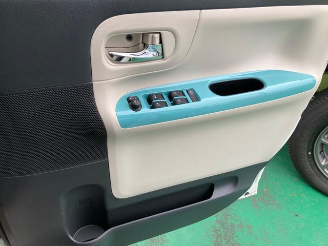 Gメイクアップ SAII メモリーナビ フルセグTV 両側電動スライドドア スマートキー ETC車載器 I-STOP バックカメラ(24枚目)