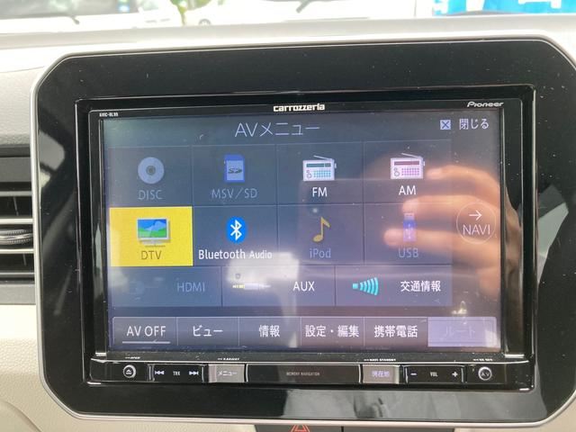 ハイブリッドMZ バックカメラ ナビ TV アルミホイール オートクルーズコントロール Bluetooth ミュージックプレイヤー接続可 USB ミュージックサーバー CD スマートキー アイドリングストップ(9枚目)
