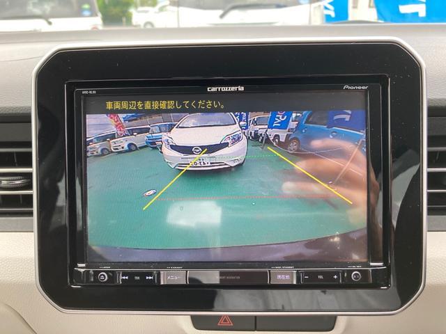 ハイブリッドMZ バックカメラ ナビ TV アルミホイール オートクルーズコントロール Bluetooth ミュージックプレイヤー接続可 USB ミュージックサーバー CD スマートキー アイドリングストップ(12枚目)
