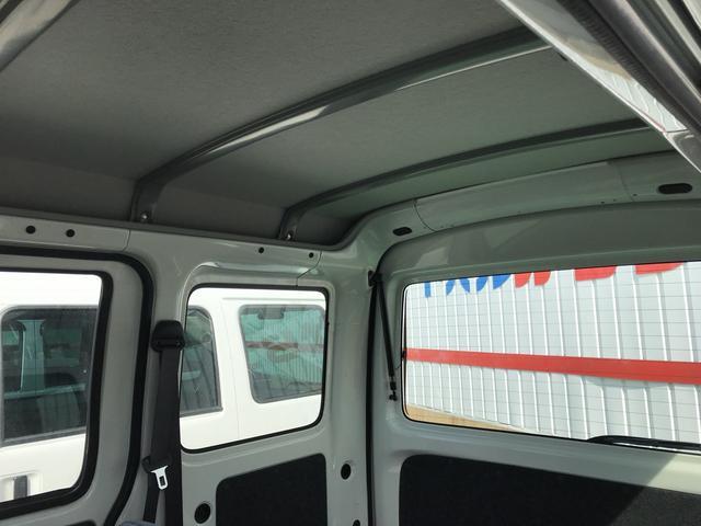 ダイハツ ハイゼットカーゴ スペシャル ハイルーフ 4WD エアコン インパネAT