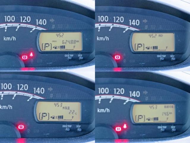 走行距離は62,488kmです!長く乗るにはピッタリな1台です!!
